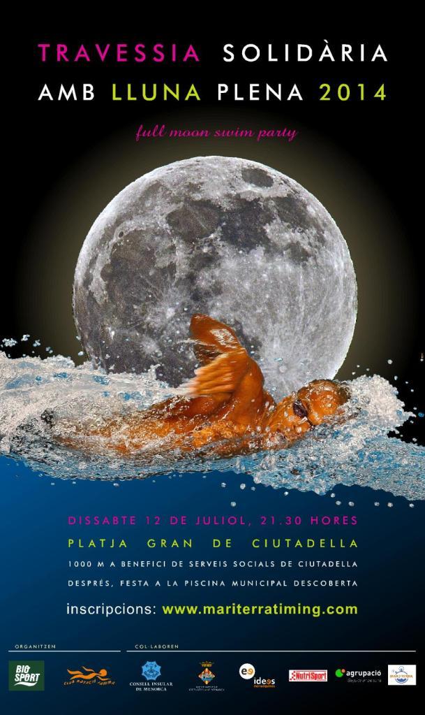 CARTELL lluna plena