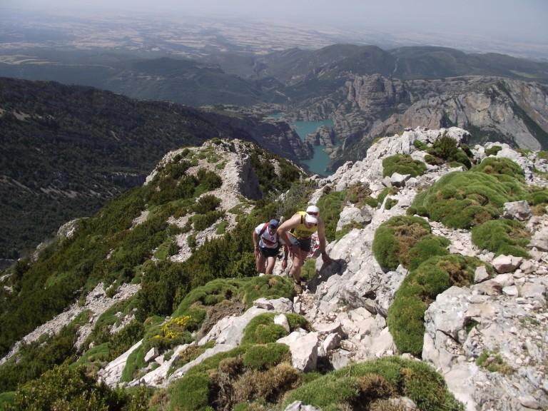 Corredor por la Cresta de Fragineto (3)